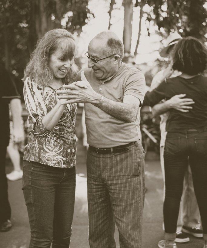 Cours de danse tous âges